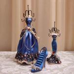 Abocos Dress Jewelry Hanging ตุ๊กตาแขวนเครื่องประดับ set 7