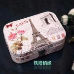 Abocos Jewelry Box so cute กล่องเก็บเครื่องประดับสุดน่ารัก #2