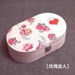 Abocos Jewelry Box so cute กล่องเก็บเครื่องประดับสุดน่ารัก #4