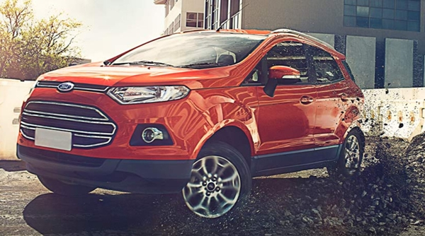 รับจอง Ford EcoSport ส่วนลดเยอะ ของแถมแน่น โปรโมชั่น-แคมเปญแรงสุด