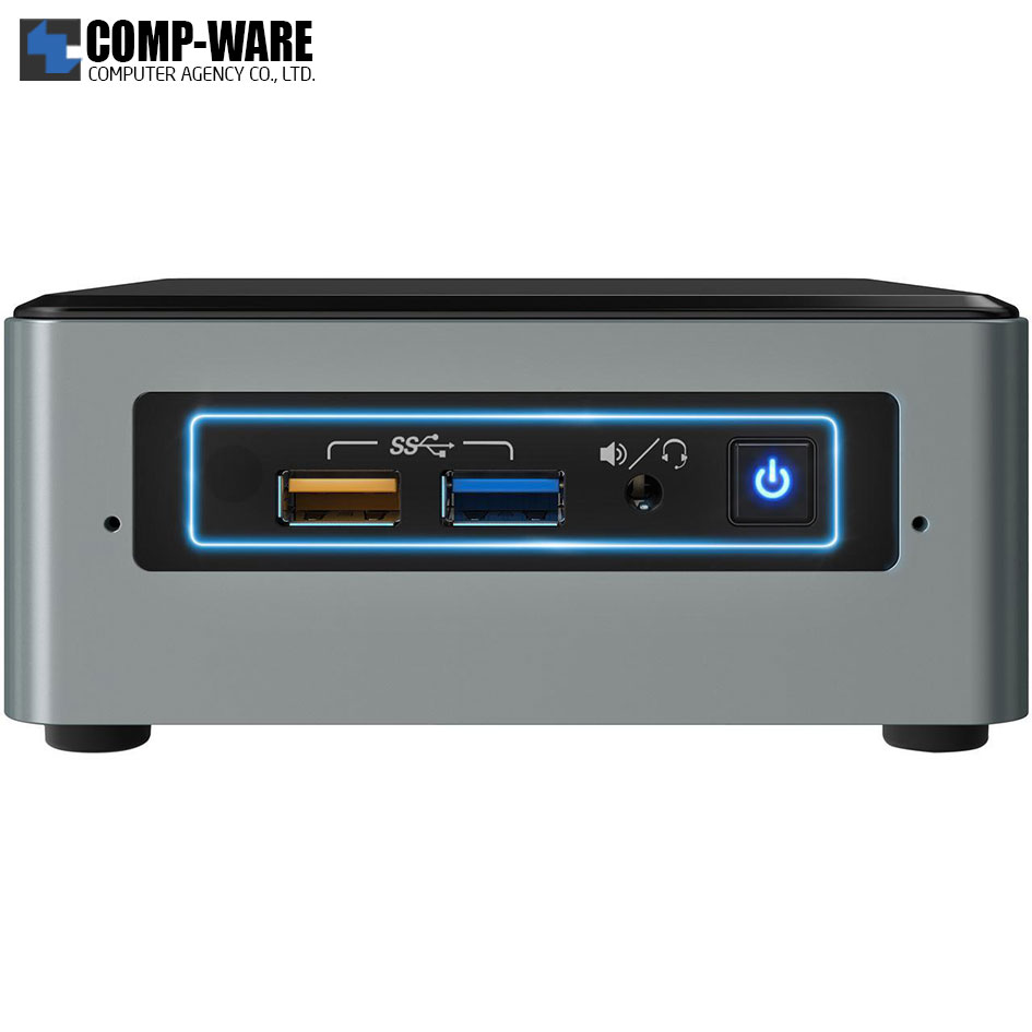 Intel NUC6CAYH Mini PC NUC Kit