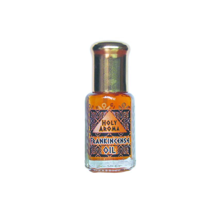 น้ำมันกำยาน อโรม่า Frankincense Oil แท้ 100% จากประเทศโอมาน Oman กลิ่นหอมสะอาด ลดความเครียด แก้โรคภูมิแพ้ หอบหืด ไซนัส ไข้หวัด ช่วยฟอกอากาศ บำรุงผิว ลดเรือนริ้วรอย แก้ปวด บวม ไขข้ออักเสบ เสริมสร้างเซลและภูมิคุ้มกัน 6 ml.