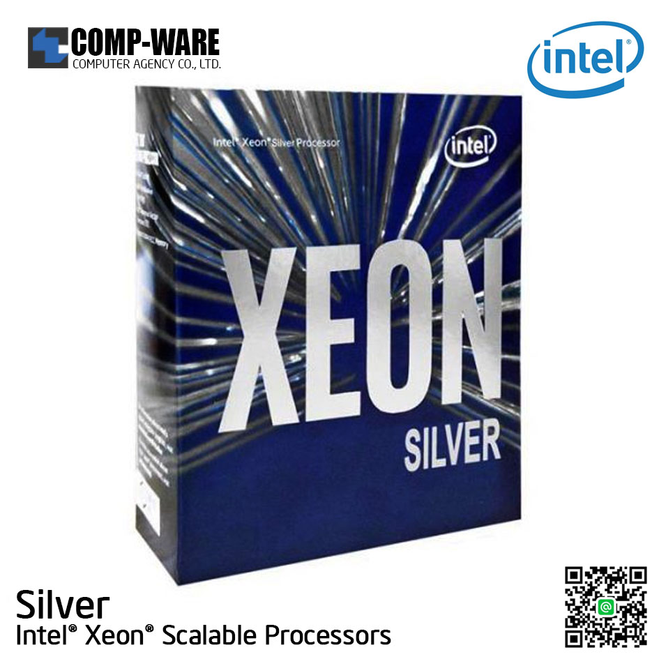 Intel BX806734114 Xeon Silver 4114 (10-Core) LGA3647 Processor