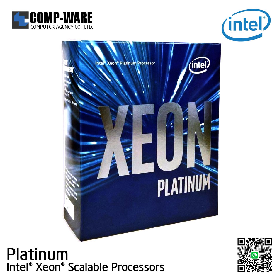 Intel BX806738176 Xeon Platinum 8176 (28-Core) LGA3647 Processor