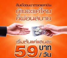 Thanachart Cash Your Car