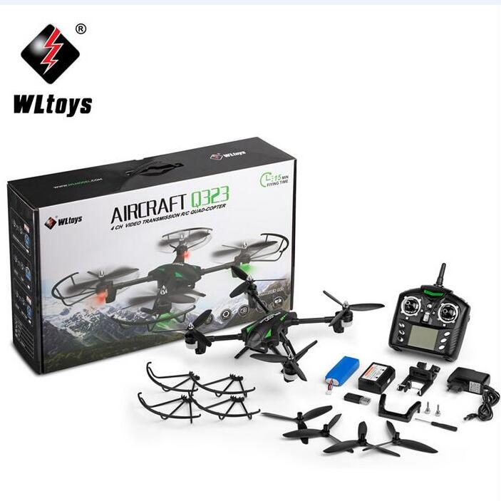 WLtoys Q323-E (ตัวท็อปสุดในซีรี่ส์ Q323) *กล้องชัดสุด ราคาพิเศษ !!