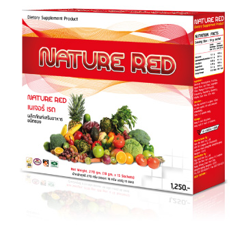 Nature Red เนเจอร์ เรด