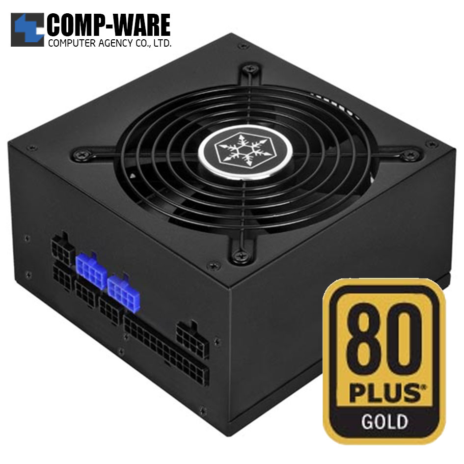 SilverStone Strider ST75F-G 750Watt 80Plus Gold ATX Power Supply
