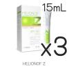 (ซื้อ3 ราคาพิเศษ) Helionof Z SPF 50+ PA++ 15 ml. เฮลิโอนอฟ แซด เอสพีเอฟ 50+ พีเอ++ ผลิตภัณฑ์ป้องกันแสงแดดสำหรับผิวหน้า