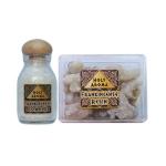 กำยาน เม็ดกำยาน เรซิ่น อโรม่า Frankincense Resin Gum Tear แท้ 100% 50g + ผงกำยาน อโรม่า Frankincense Powder แท้ 100% 40g