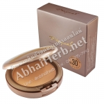 Abhaibhubejhr herbal compact powder (No.30 Honey)