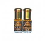 น้ำมันกำยาน อโรม่า Frankincense Oil แท้ 100% 3ml + น้ำมันมดยอบ อโรม่า Myrrh Oil แท้ 100% 3 ml.