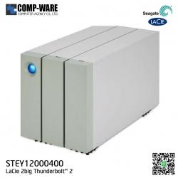 Seagate LaCie 2Big RAID Thunderbolt 2 12TB 7200RPM External Hard Drive STEY12000400