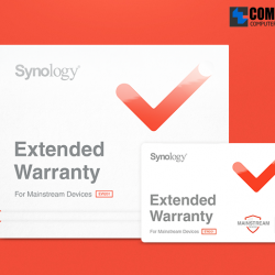 Synology EW202 (2-year warranty) extension for High-End NAS series