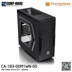 Thermaltake Versa H22 Window Mid-tower chassis , No Power - CA-1B3-00M1WN-00