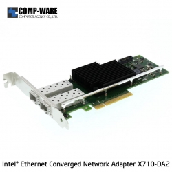 Intel Ethernet Converged Network Adapter X710-DA2 (2-Port) SFP+DAC Connector