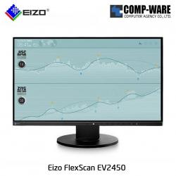 "Eizo FlexScan EV2450 23.8"" Full HD IPS LED Professional Monitor - Black"