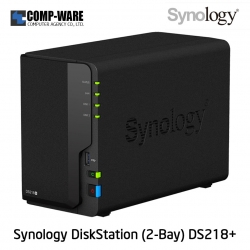 Synology DiskStation (2-Bay) DS218+ (2GB RAM)