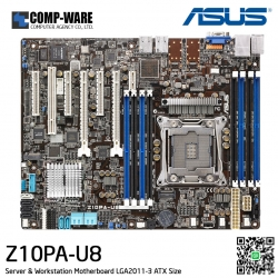 ASUS Z10PA-U8 LGA2011-3 Server & Workstation ATX Size Server Board with Fruitful Expansion Capability