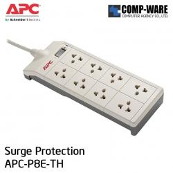 APC Surge Protection APC-P8E-TH Essential SurgeArrest 8 outlet 230V VN/TH/PH (600 Joules)