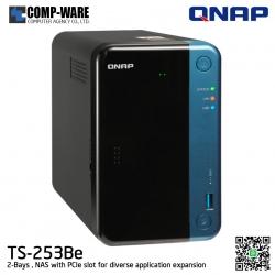 QNAP NAS (2-Bay) TS-253Be (2GB RAM)