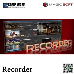 Magicsoft TimeCode and NLE support