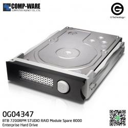 G-Technology 8TB 7200RPM STUDIO RAID Module Spare 8000 Enterprise Hard Drive - 0G04347