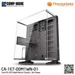 Thermaltake Core P5 ATX Wall-Mount Chassis , No Power - CA-1E7-00M1WN-00