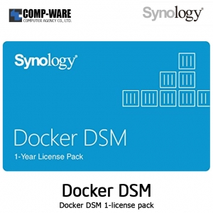 Synology Docker DSM (1 License)