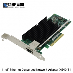 Intel Ethernet Converged Network Adapter X540-T1 (1-Port) RJ-45 Connector