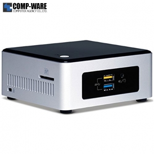 Intel NUC5PGYH0AJ Mini PC NUC Kit (2GB RAM up to 8GB, Windows 10)