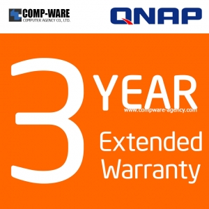 QNAP 3 year extended warranty for TS-1273U-RP