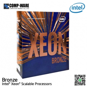 Intel BX806733104 Xeon Bronze 3104 (6-Core) LGA3647 Processor