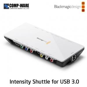 Intensity Shuttle for USB 3.0 - Blackmagic Design