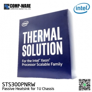Intel STS300PNRW Thermal Solution LGA3647 Scalable Series Passive Heatsink for 1U Chassis