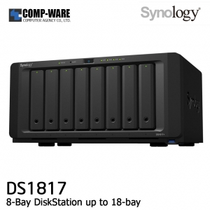 Synology DiskStation (8-Bay) DS1817 (4GB RAM)