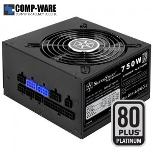 SilverStone Strider ST75F-PT 750Watt 80Plus Platinum ATX Power Supply