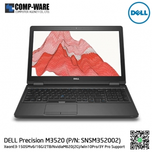 DELL Precision M3520 (SNSM352002) - Notebook Workstation