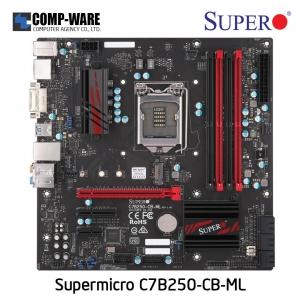 Supermicro C7B250-CB-ML Intel B270 Chipset microATX Motherboard LGA1151 SUPERO CORE BUSINESS