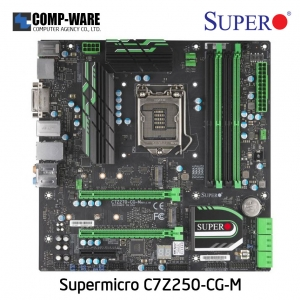 Supermicro C7Z270-CG-M Intel Z270 Chipset ATX Motherboard LGA1151 SUPERO CORE GAMING