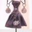 Abocos Dress Jewelry Hanging ตุ๊กตาแขวนเครื่องประดับ แบบเซต3ชิ้น thumbnail 18