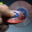 Spinner โล่ห์กัปตันอเมริกา งานอลูมิเนียม เกรดพรีเมี่ยม thumbnail 3