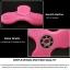 3 in 1 Bluetooth Hand Spinner LED แฮนด์สปินเนอร์ มีไฟ LED และเป็นลำโพงบลูทูธในตัว thumbnail 9