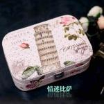 Abocos Jewelry Box so cute กล่องเก็บเครื่องประดับสุดน่ารัก #3
